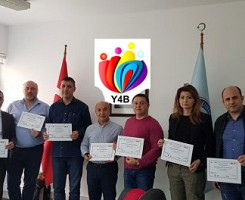 Yes4Business- Third transnational project meeting in Ankara